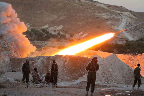 Оппозиция выступила против участияРФ вмирном процессе— вражда вСирии