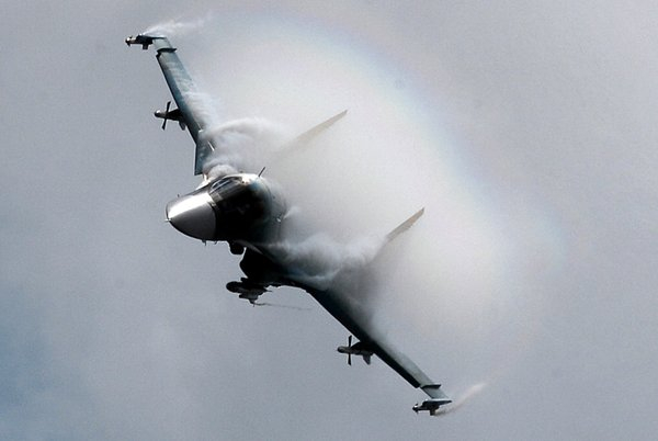 ВС РФ получили комплексы, превращающие Су-34 в самолет РЭБ