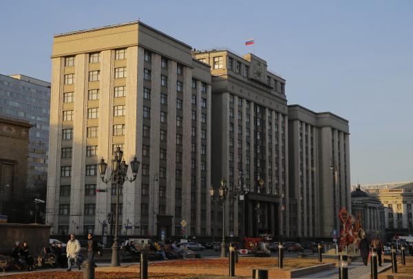 ВЦИОМ'Единая Россия укрепила свои позиции за неделю до выборов в Госдуму