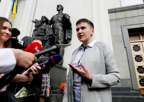 «Вы, ублюдки, невечны!»— Савченко— генералам ВСУ