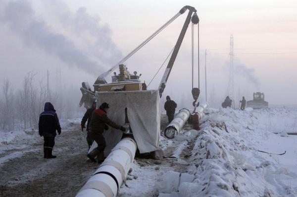 Великая Польша не даёт газ Германии