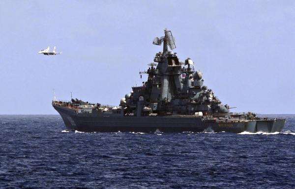 Отом, как русский подводный флот союз пугал— НАТО вшоке