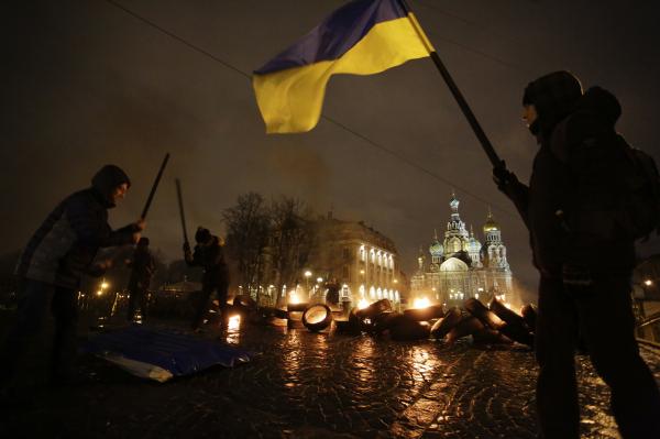 Ярош: на Майдане было оружие, но его не применяли