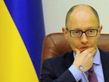 Яценюк: мои оппоненты не сумели разработать план по выходу из кризиса