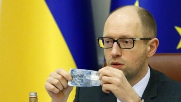 Яценюк пообещал украинцам повысить соцстандарты … на 6%