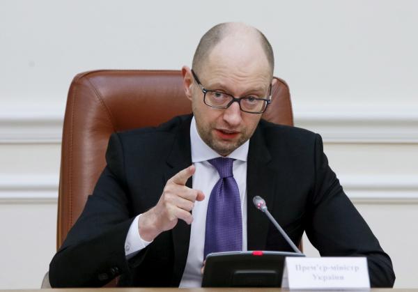 Яценюк попросил США принять участие в переговорах по Донбассу