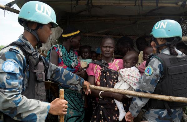 Президент Южного Судана: Размещение миротворцев ООН вгосударстве вполне возможно